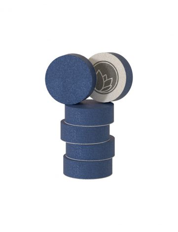Nanolex Polishing Pad 32x12 Soft Dark Blue (burete fin)