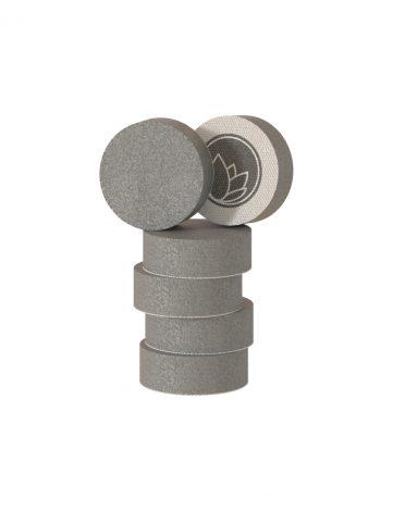 Nanolex Polishing Pad 32x12 Hard Grey burete abraziv