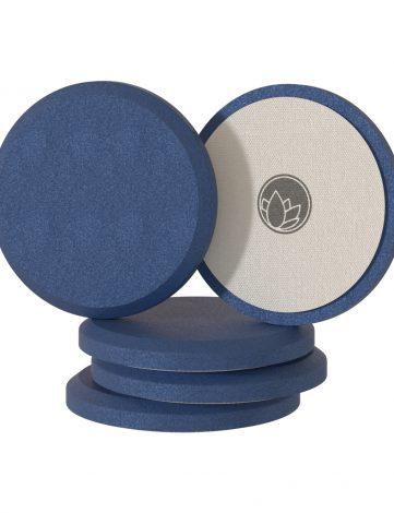 Nanolex Polishing Pad 90x12 Soft Blue
