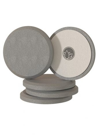 Nanolex Polishing Pad, 90x12, Hard, Grey 5 buc. - Burete Abraziv sunt realizați din spuma dura, fiind proiectați pentru a obtine taiere maxima.