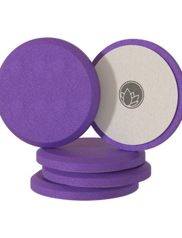 Nanolex Polishing Pad 90x12 Medium Purple