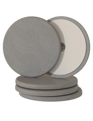 Nanolex Polishing Pad 150x12 Hard Grey 5 buc - Abraziv sunt realizați din spuma dura, fiind proiectați pentru a obtine taiere maxima.