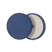 Nanolex Polishing Pad 150x25 Soft Dark Blue (burete fin) din spuma moale, finish fara holograme, luciu extraordinar. Special pentru masina rotativa.