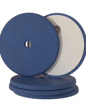 Nanolex Polishing Pad DA Soft Dark Blue burete fin