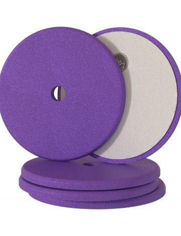 Nanolex Polishing Pad DA 165x12 Medium Purple mediu