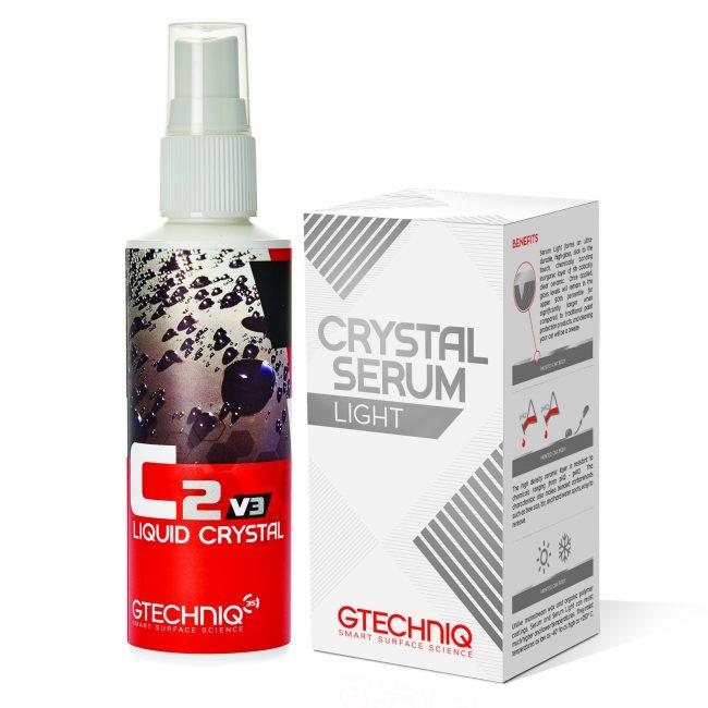 Protectia ceramica Gtechniq Crystal Serum Light 30ml