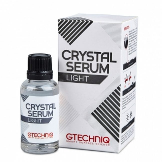 Protectia ceramica Gtechniq Crystal Serum Light 50ml