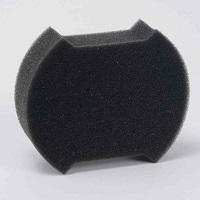 Koch Chemie Burete aplicator pentru interior 10x8x3cm- pentru produsele de ingrijire pe plasticele din habitaclu. Forma speciala pentru zone greu accesibile