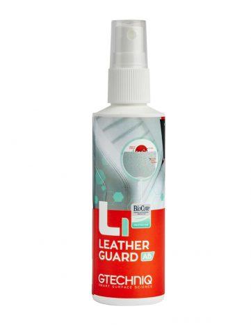 Gtechniq L1 Leather Guard AB 100ml - Protectie piele. Strat de protecție incolor. Ofera rezistenta la murdărire și transferul de culoare de la haine.