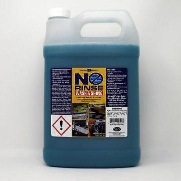 Optimum No Rinse Wash and Shine 3800ml