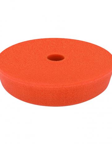 ZviZZer Pad Orbitala - Mediu Portocaliu 145/25/125 - burete mediu, intermediar, perfect a fi utilizat impreuna cu polishul ZviZZer Medium Cut One Step.