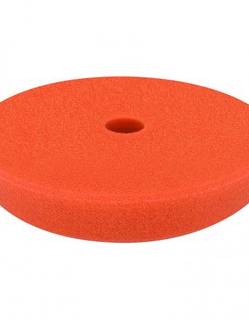 ZviZZer Pad Orbitala - Mediu Portocaliu 165/25/150 - burete mediu, intermediar, perfect a fi utilizat impreuna cu polishul ZviZZer Medium Cut One Step.