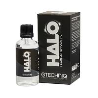 Gtechniq HALO Flexible Film Coating 30ml-Protectie pentru PPF si Vinil - creează un film flexibil ultra dens care protejează mașina de contaminanți.Rezista pana la 2 ani pe PPF si vinil. Mentine suprafata usor de intretinut.Poate fi folosit pe finisaje lucioase, satiante sau mate.