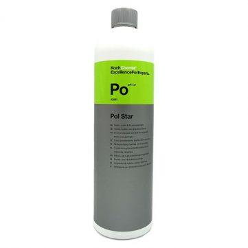 Koch Chemie Po Pol Star 1L - Textile Piele Alcantara soluție de curățare cu pH neutru pentru piele, alcantara și textile. Curăță și protejează