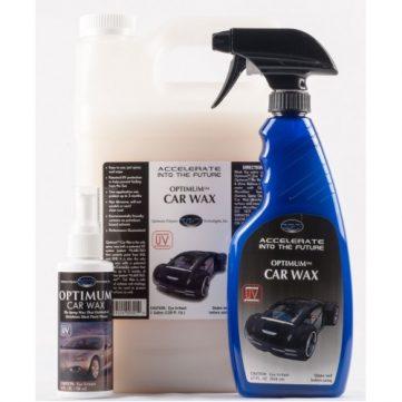 Optimum Car Wax Spray Ceara Lichida