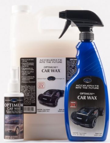 Optimum Car Wax Spray Ceara Lichida