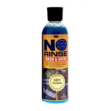 Optimum No Rinse Wash and Shine 236ml