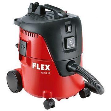 Aspirator Flex VC 21 L MC asigura atat o capacitate mare de aspirare, cat si un vid ridica, rezultand o extractie excelenta.